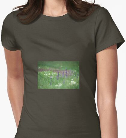 Spring Time Sweetness Womens Fitted T-Shirt