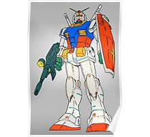 RX-78-2 Poster