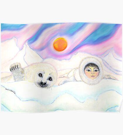 Snow Babies Poster