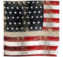 Ginkelmier Inspired ~  USA FLAG Poster