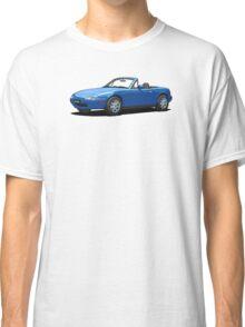 Eunos Roadster MK1 Mariner Blue Classic T-Shirt