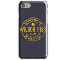 Wilson Fisk & Daredevil iPhone Case/Skin