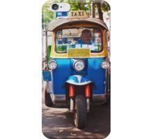 Tuk Tuks in Bangkok iPhone Case/Skin