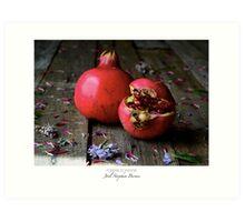 Flavour of Autumn (c)2015 JSBirnie Art Print
