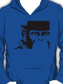 Lancelot Link Chimp Face T-Shirt