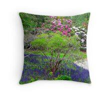 The Pathway to Heaven Throw Pillow