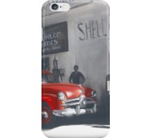 The Old Balmain Garage iPhone Case/Skin