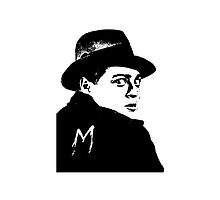 Peter Lorre - M by Andrew Alcock