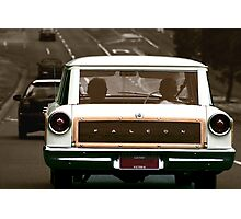 Sunday Driver Photographic Print