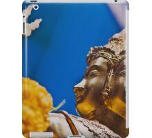 Bodhisattva Statue from Bangkok iPad Case/Skin
