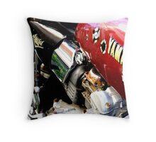 Yamaha Throw Pillow