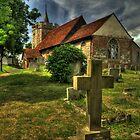 Saint Peter's and Saint Paul's Church, Hockley by Iain Phillips