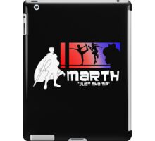 Marth - Just the Tip - Super Smash Bros. iPad Case/Skin