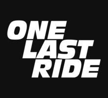 one last ride tribute for paul walker by Lumpose