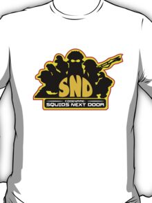 Codename: Squids Next Door Design T-Shirt