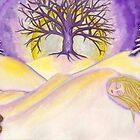 Gaia Sleeps by CiannaRose
