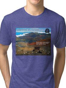 Stargate Golf... Tri-blend T-Shirt