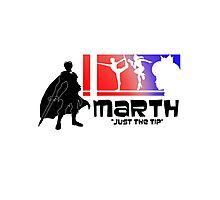 Marth - Just the Tip - Super Smash Bros. - INVERT Photographic Print