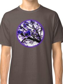 Blue blossoms Classic T-Shirt