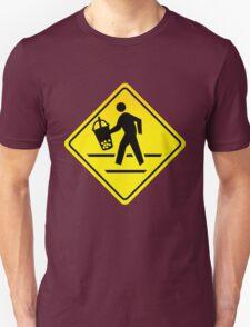 Caution: Bubble Tea Crossing! T-Shirt