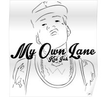 My Own Lane Poster