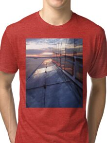 Pathway to Sun Tri-blend T-Shirt