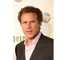 Will Ferrell Photographic Print