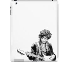 sketch of Hendrix iPad Case/Skin