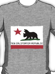NCR - New California Republic T-Shirt