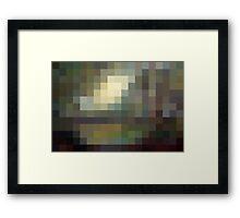 Design 1 - SP Framed Print