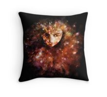 Angelus Throw Pillow