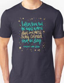 Night Owl on Navy T-Shirt