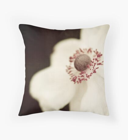 ~ If I may wander into the night ~ Throw Pillow