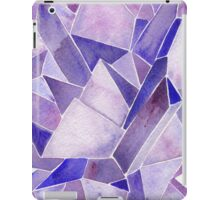 Watercolor Amethyst iPad Case/Skin
