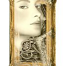 She Waits (framed) by Cynthia Torroll