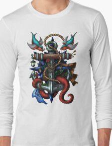 Bluemarine Long Sleeve T-Shirt