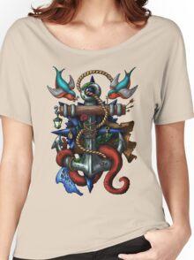 Bluemarine Women's Relaxed Fit T-Shirt