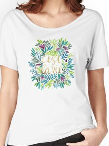 That's Life Women's Relaxed Fit T-Shirt
