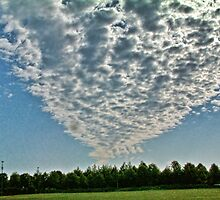 Cloud Persective by m4rtys