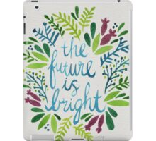 The Future is Bright – Watercolor iPad Case/Skin