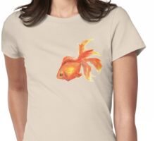 a fishy too Womens Fitted T-Shirt