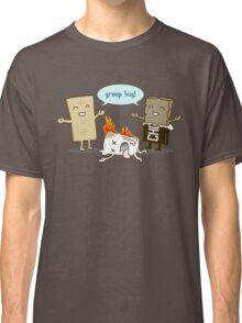 Funny S'mores - GROUP HUG! Classic T-Shirt