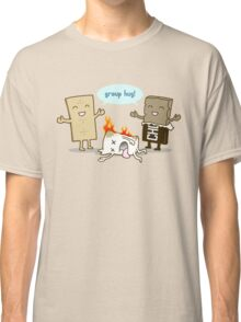 Funny S'mores - GROUP HUG! Classic T-Shirt
