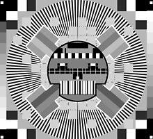 TestScreenSkull by Schytso Designs