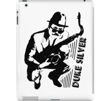 Duke Silver - Parks And Recreation - Ron Swanson iPad Case/Skin