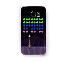 """Space Birds """"Angry Invaders"""" Samsung Galaxy Case/Skin"""