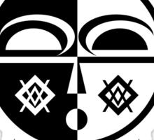 African Idol Sticker