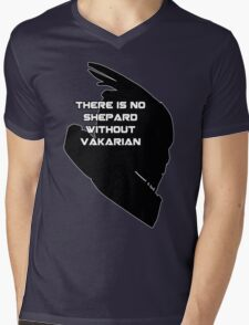 There is no Shepard without Vakarian T-Shirt
