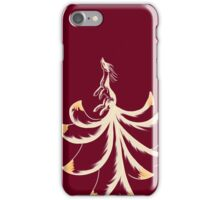 Ninetails Lines iPhone Case/Skin
