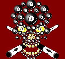 Skull-O-Balls by Schytso Designs